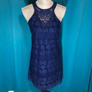 Francescas, lace royal blue party dress 🎉